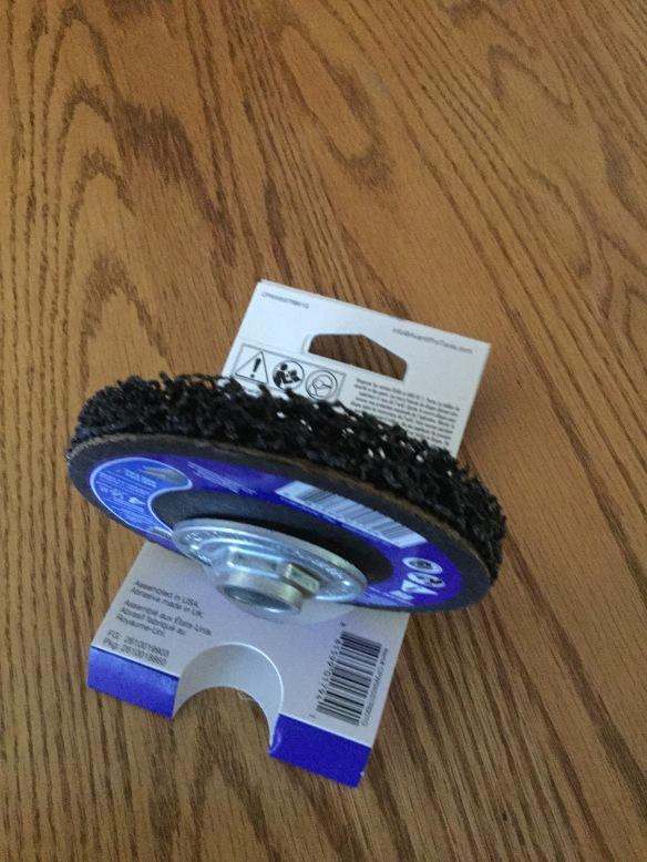 Quick-Strip Wheel