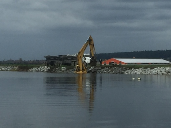 sunk-excavator
